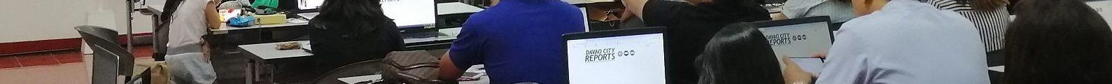 Davao City Report Orientation